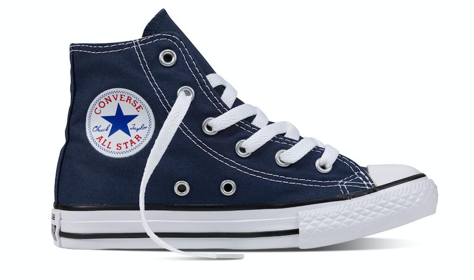Converse All Stars Hoog 3J233c Navy Blauw-27 maat 27