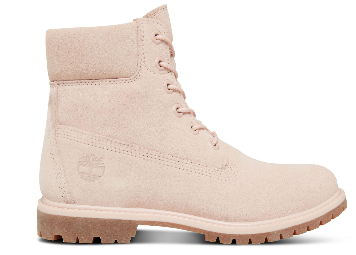 Timberland Dames 6-Inch Boots A1P7C Pastel Roze-40