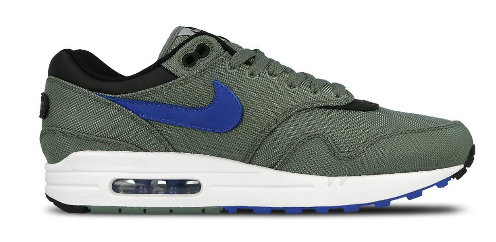 Nike Air Max 1 Premium 875844 300 Groen Blauw