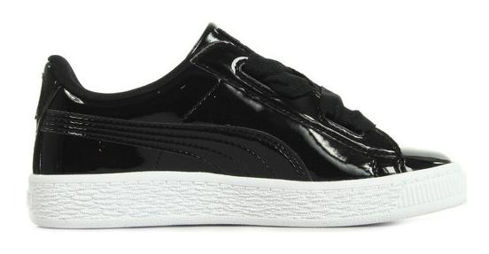 Puma Sneakers Kids 363353-01 Zwart -21 maat 21
