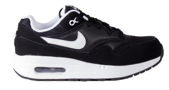 Nike Air Max 1 Kids 807603 001 Zwart