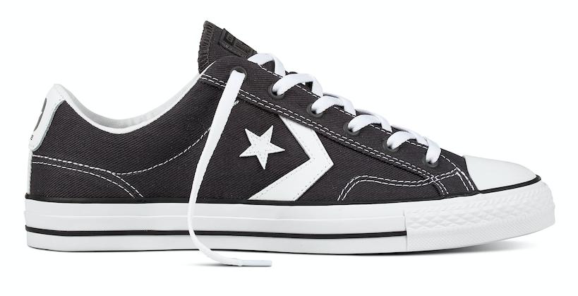 Converse Star Player 160559C Zwart-45