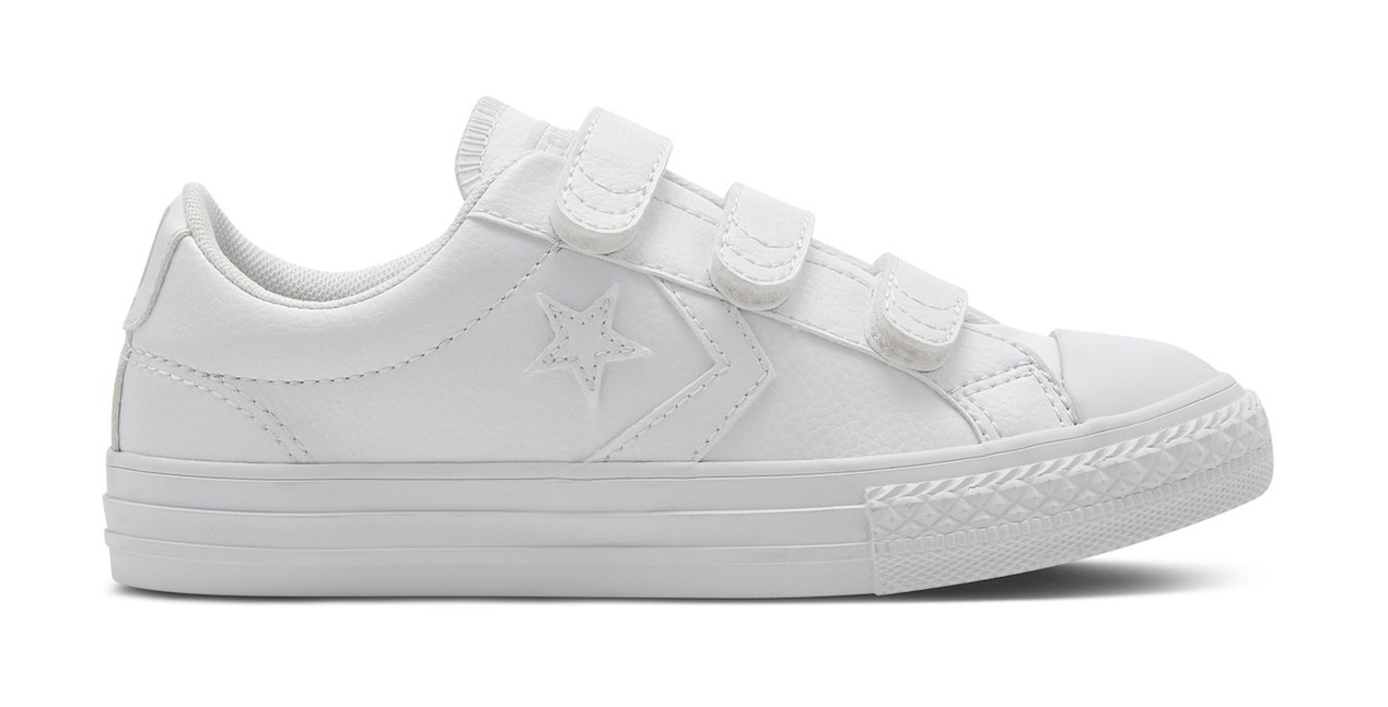 Converse All Stars Kids 651830C Wit-30 maat 30