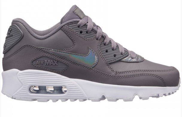 Nike Air Max 90 Leather 833376-012 Grijs-36