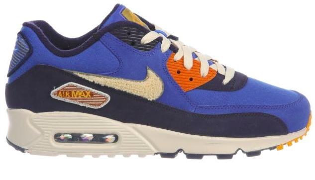 Nike Air Max Premium SE 858954 400 Blauw
