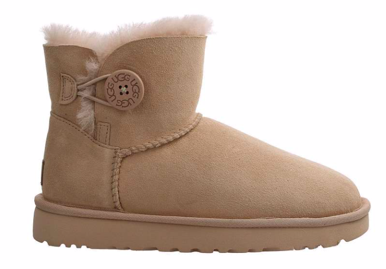 UGG Mini Bailey Button II Classic 1016422 Beige