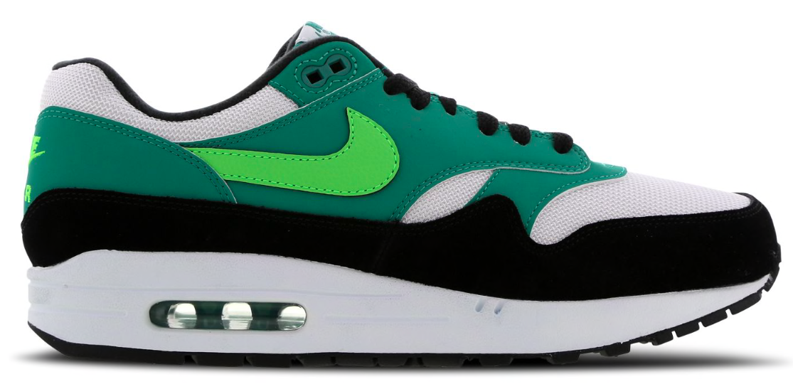 Nike Air Max 1 AH8145-107 Wit/Groen-44.5