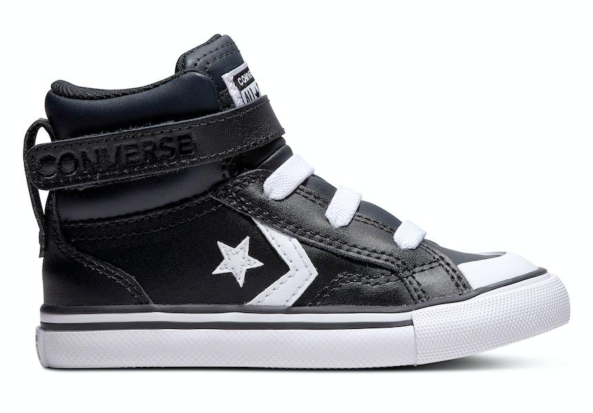 Converse All Stars Pro Blaze Strap 763532C Zwart / Wit
