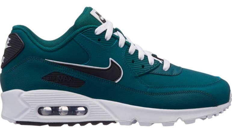 Nike Air Max 90 herensneaker groen