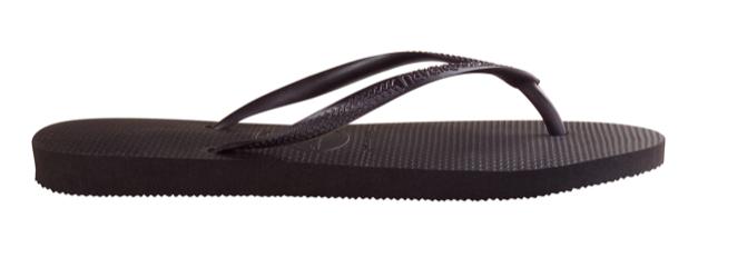 Havaianas Slipper Slim 4000030.0090.F22 Zwart